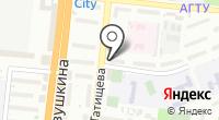 Андриан на карте