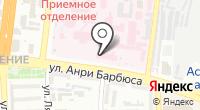 Александро-Мариинская областная клиническая больница на карте