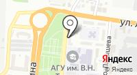 Новотерский на карте