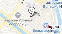 Губерния на карте