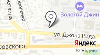 Областной сборный пункт военного комиссариата Астраханской области на карте