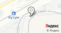 Корунд-Строй на карте