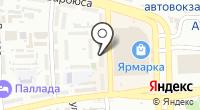 Segway Dream на карте