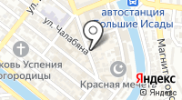 Садовый центр на карте