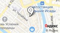 Мунча на карте