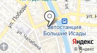 Торгово-ремонтная фирма на карте