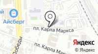 РАСА на карте