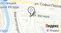 Продуктовый магазин на Барсовой на карте