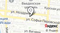 Фирма по прокату свадебных аксессуаров на карте