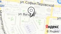 Магазин детского питания на карте