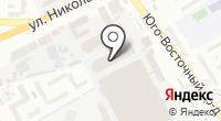 Беркат-А на карте