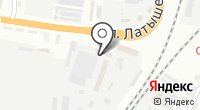 ПиК на карте