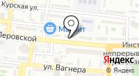 Мой салон на карте