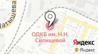 Детская городская клиническая больница №2 на карте
