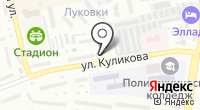КВОМА на карте
