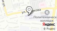 Средняя общеобразовательная школа №23 на карте