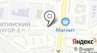 Центральный диспетчерский пункт на карте