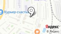 Звездная на карте
