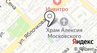 Центральная психолого-медико-педагогическая комиссия на карте