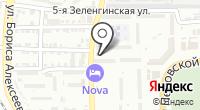Гришенька на карте