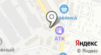 Магазин сантехники и товаров для ремонта на карте
