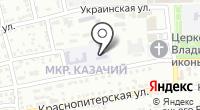 Профессиональное училище №6 на карте