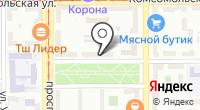 СотКом на карте
