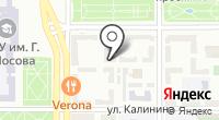 Гарант-Магнитогорск на карте