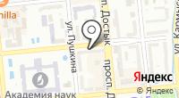 Buketto на карте