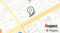 Викинг на карте