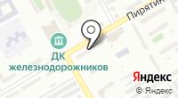 ЕТК на карте