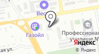 Новосибирский Государственной университет Экономики и Управления в г. Абакане на карте