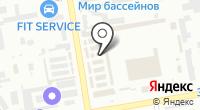 Ирэна на карте