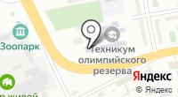 ХакИБ на карте
