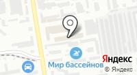 Хакпак на карте