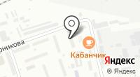 Амыл на карте