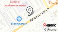 Террако на карте