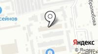 Автосауна на карте