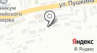 ФКТ на карте