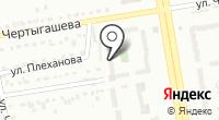 Авиценна на карте
