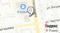 Сильвер на карте