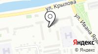 Абаканпрокат на карте