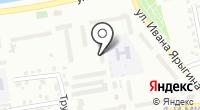 1 Июня на карте