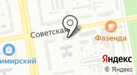 Хакасский центр охраны труда на карте