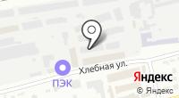 ИП Бабарыкин И.В. на карте