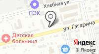 Автодорпроект Трасса на карте