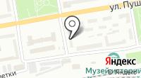 Абаканская городская стоматологическая поликлиника на карте