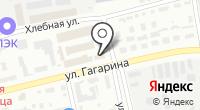 Аверса на карте