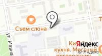 Саяночка на карте