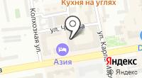 Roma на карте